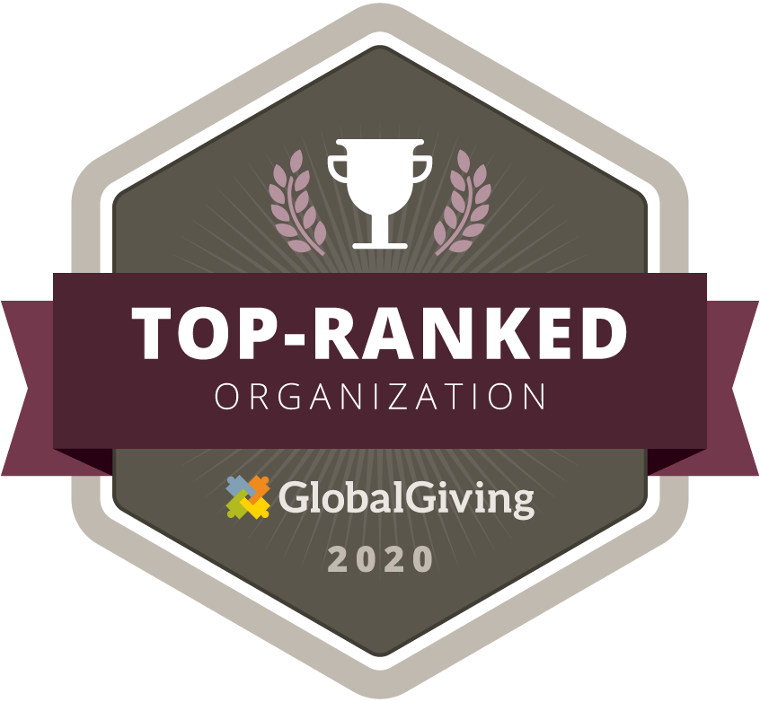 GlobalGiving top-ranked organization